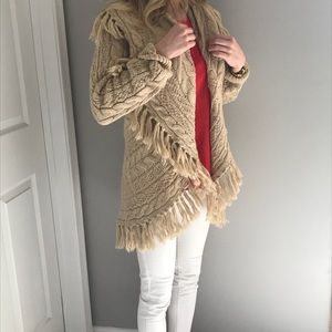 RL shawl